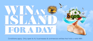 Win an Island for a day